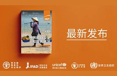 《FAO:2021年世界粮食安全和营养状况》