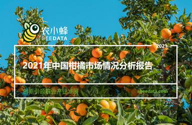 《云果&农小蜂:2021年中国柑橘市场情况分析报告》