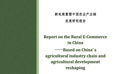 《清华大学:新电商重塑中国农业产业链发展研究报告》